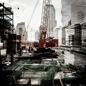 Betty Ong, Twin Towers,New York - PIZZI