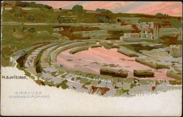 Il Ginnasio romano o Bagno di Diana