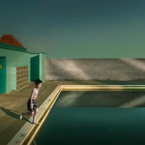 Fang Tong - Swimming pool