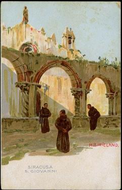 La Chiesa Paleocristiana di S. Giovanni alle Catacombe