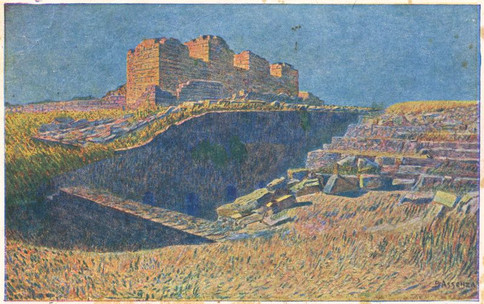 Il Castello Eurialo