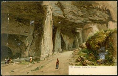 Latomia del Paradiso - La Grotta dei Cordari