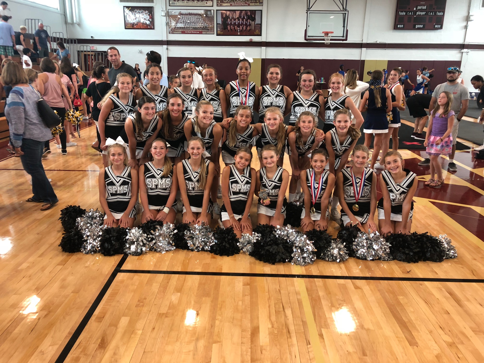 Raiders Cheer Camp