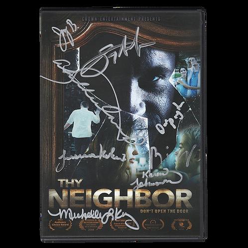 """THY NEIGHBOR"" DVD (Autographed)"