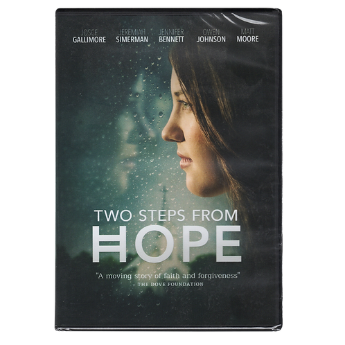 Two Steps from Hope DVD
