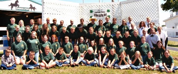 2004 H & P Club Members