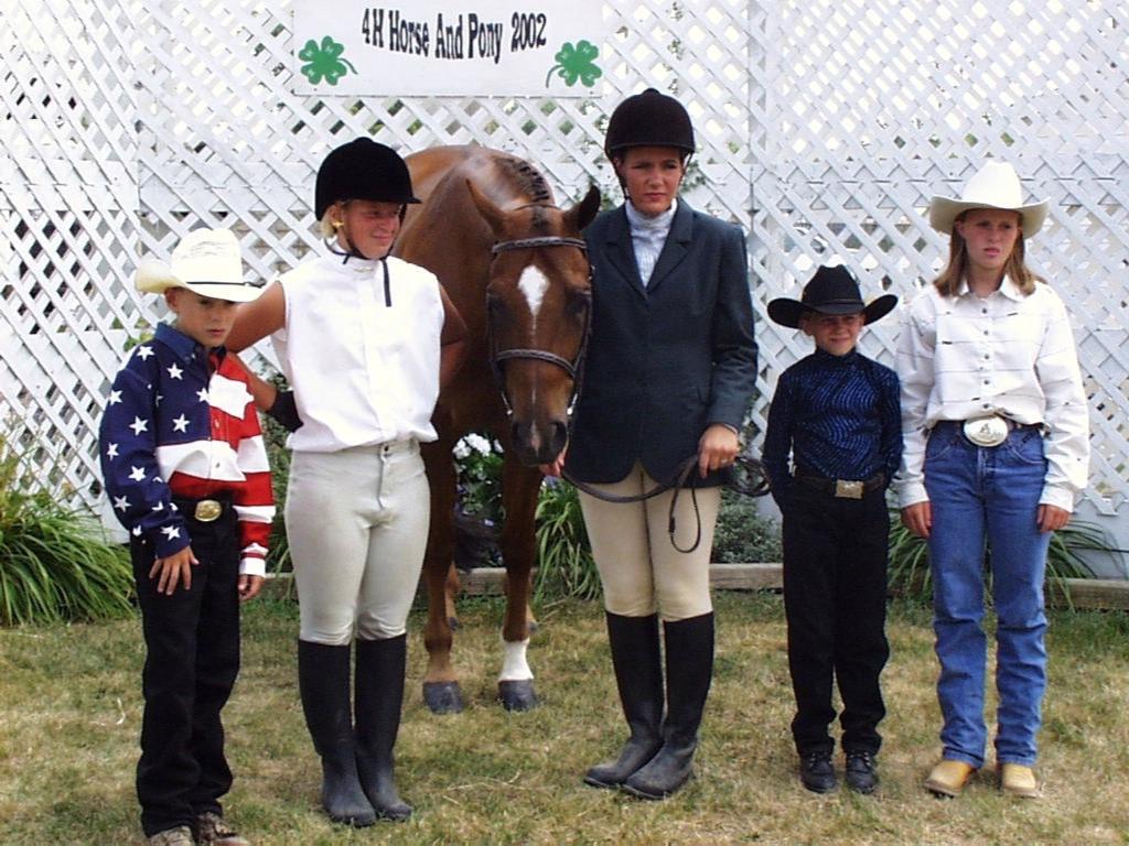2002 Class Winnners