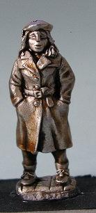 SWF  4 Resistance female, standing, wearing coat