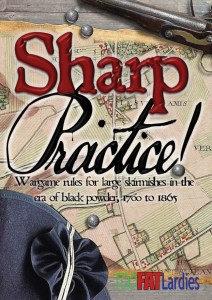 Sharp Practice II & Card deck