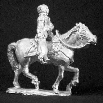SAC 202 Bernardo O' Higgins , mounted