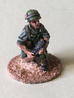 VAI 21 Infantryman, kneeling, firing M79 grenade launcher