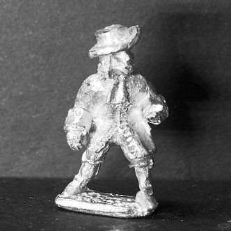GRM31Rebel, attacking, wearing coat and hat