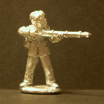 TEV 106 Rifleman, standing firing