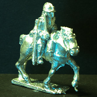 GRC 76 Trooper, wearing pot helmet and cuirass