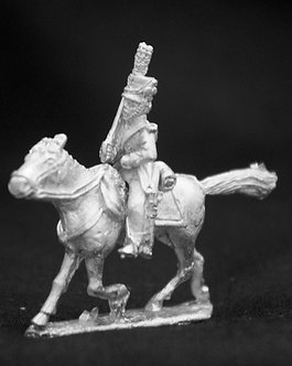 SAC 214 Mounted Grenadier trooper with shouldered sword