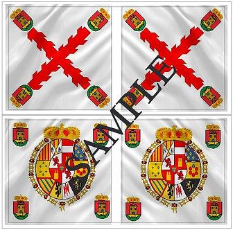 Liberators flags Sheet 1155 Royalist Talavera Regiment