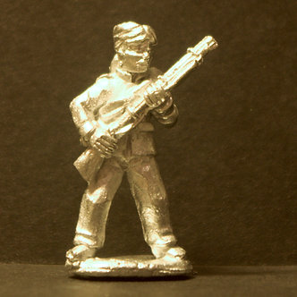 TEV 105 Rifleman, standing ready
