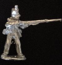 SAI  16 Cacadores standing, firing, wearing shako
