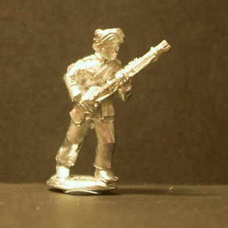 TEV 103 Rifleman, advancing.