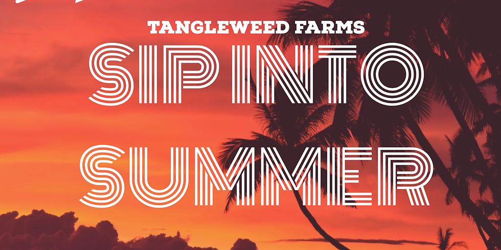 Sip Into Summer (Vendor Application)