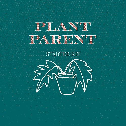 Plant Parent Starter Kit-- Succulent