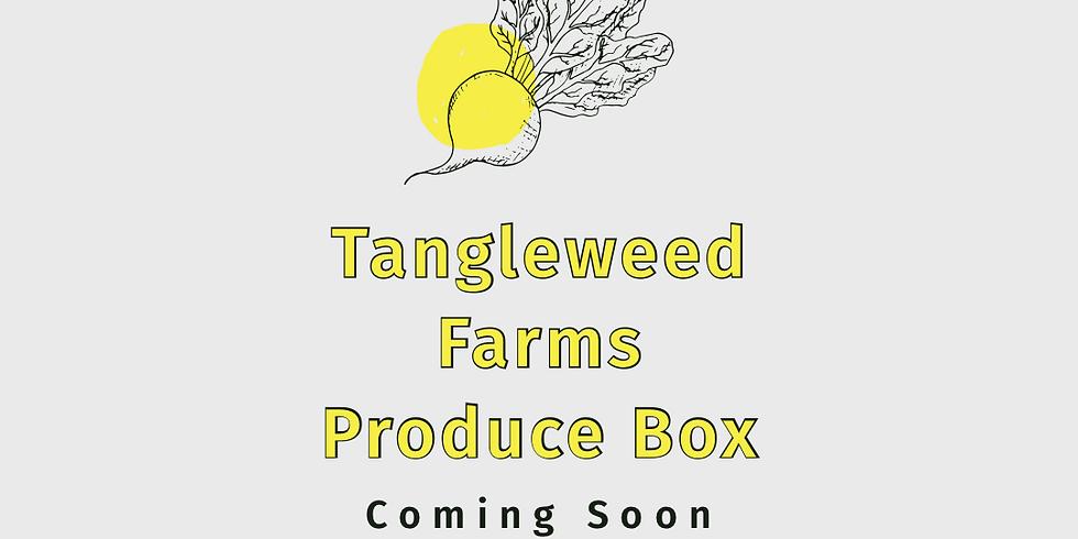 Tangleweed Farms Produce Box
