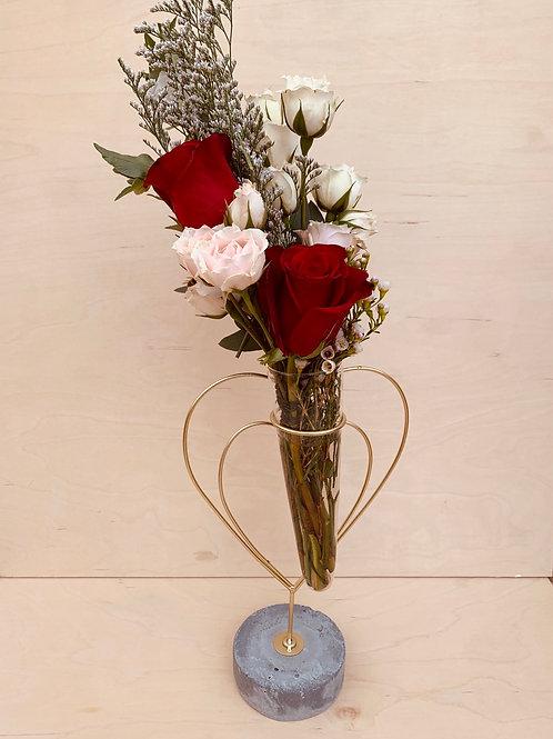 Heart Beat Vase
