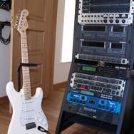 Fender @ Perry Road Studios