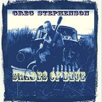 Shades of Blue - Greg Stephenson