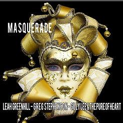 Masquerade Single Cover GL&G.jpg
