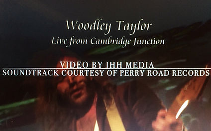 Courtesty of Perry Road Records Woodley