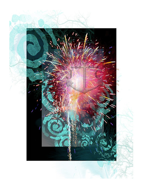 Fireworks Fibanocci
