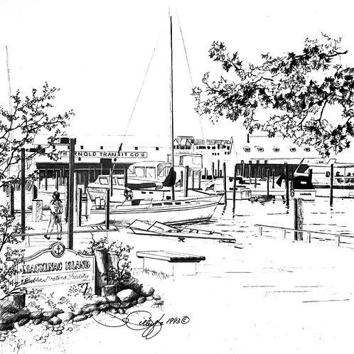 Mackinac Island Marina