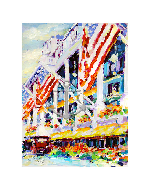Grand Hotel Flags