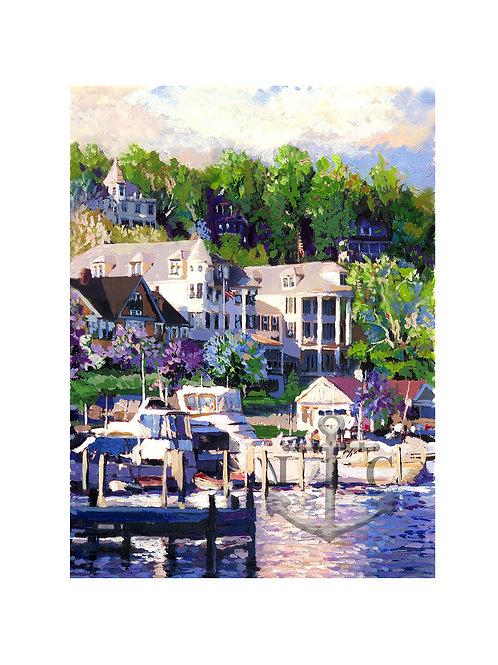 Island House Realistic