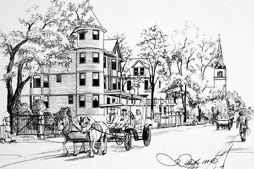 Mackinac Carriage