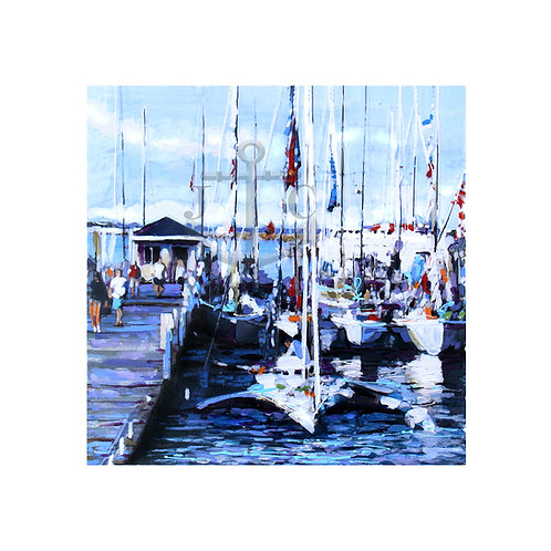 Mackinac Boat Race (Square)