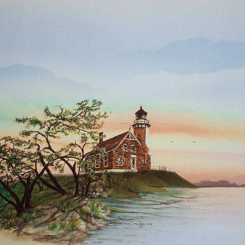 Eagle Harbor Light