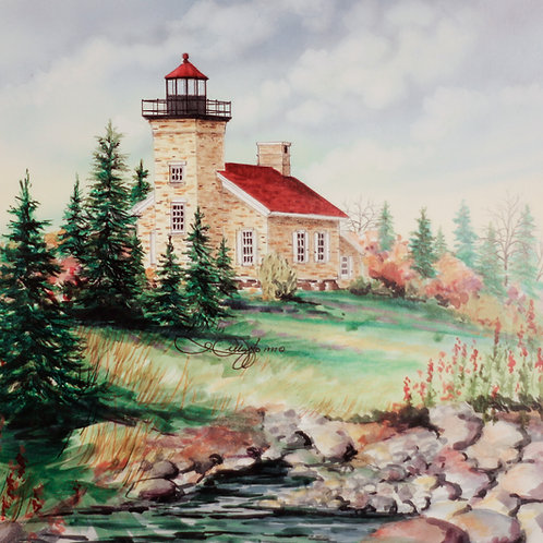 Copper Harbor Light