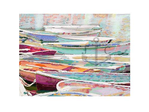 Row Boats 3