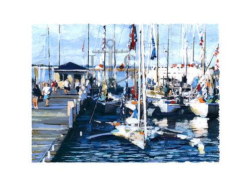 Mackinac Boat Race