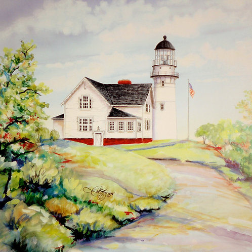 Cape Elizabeth Light, ME