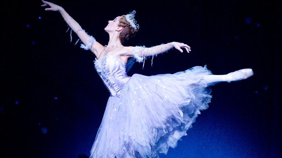 Francesca Filpi in Cinderella (Fairy God