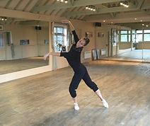 Francesca Filpi, Adult Ballet
