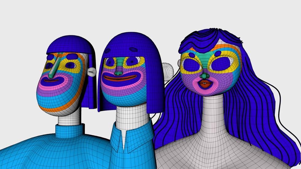 Siggraph Girls.