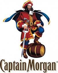 Nunca salgas al mar sin una botella de Capitán Morgan