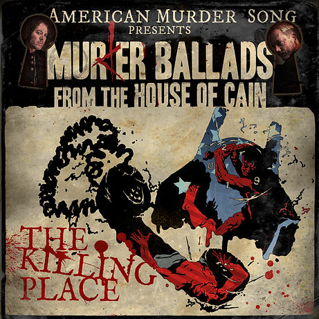 Terrance  Album-Covers_The-Killing-Place