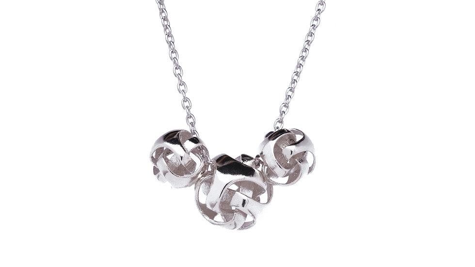 Universum Solo L silver pendant