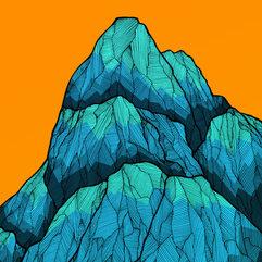 The green peak
