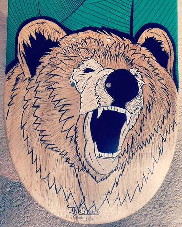 Bear ROAR!